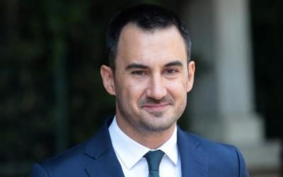 Χαρίτσης: Η Ελλάδα να παίξει πρωταγωνιστικό ρόλο στον ευρωτουρκικό διάλογο - Χάσαμε πολύτιμο χρόνο από την αδράνεια της κυβέρνησης