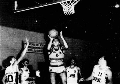 Πως ο Άρης του Γκάλη και του Γιαννάκη γλύτωσε στο θρίλερ της Πάτρας, που βοήθησε στην τηλεοπτική απογείωση του μπάσκετ! (video)