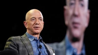 Μεγάλη επένδυση 5G στην Ελλάδα ετοιμάζει ο δισεκατομμυριούχος Jeff Bezos