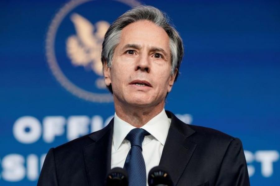 Blinken (ΥΠΕΞ ΗΠΑ): Είναι ώρα να αποχωρήσει το ΝΑΤΟ από το Αφγανιστάν