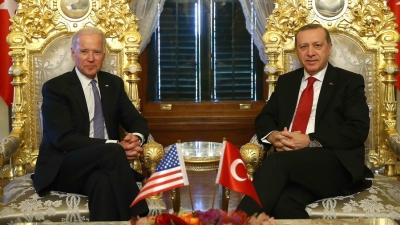 O Erdogan ανακοίνωσε συνάντηση με Biden: Στο επίκεντρο τα F35 - Το «χρέος» των ΗΠΑ θα ξεπληρωθεί με... F16