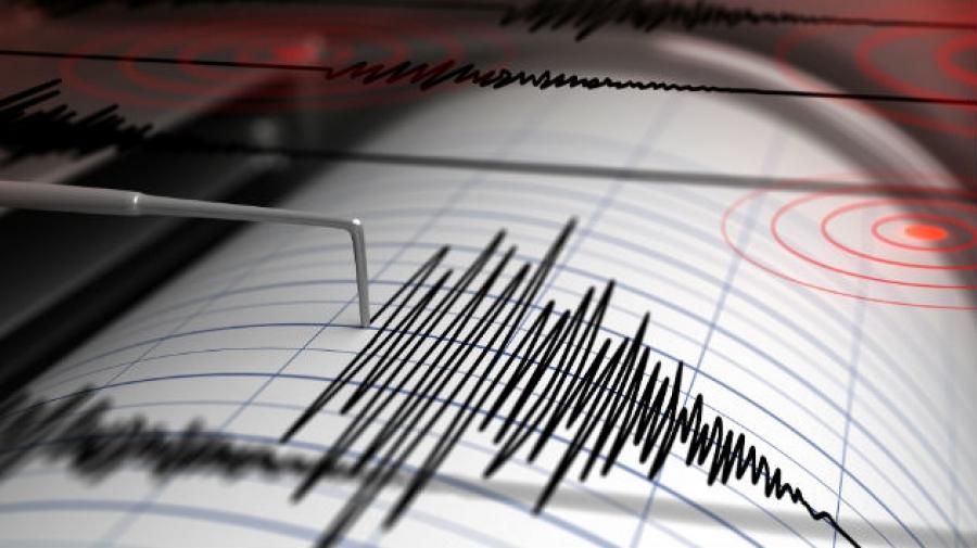 Ισχυρός σεισμός 4,6 Ρίχτερ μεταξύ Κρήτης και Κάσου
