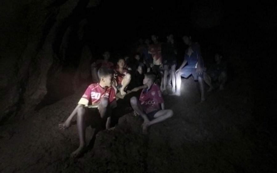 Ταϊλάνδη: Συνεχίζονται οι προσπάθειες για την απομάκρυνση των παιδιών από το σπήλαιο - Πάνω από 100 γεωτρήσεις