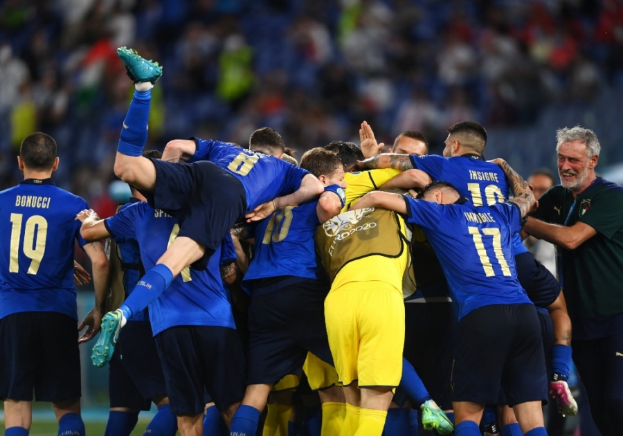 EURO 2020, Ιταλία – Ελβετία 3-0: Δύο στα δύο, πρόκριση και ρεκόρ για την «Σκουάντρα Ατζούρα»!