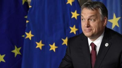 Στο «στόχαστρο» του Ευρωκοινοβουλίου η Ουγγαρία - Orban: Δεν θα υποκύψουμε στους εκβιασμούς - Υπέρ κυρώσεων η ΝΔ