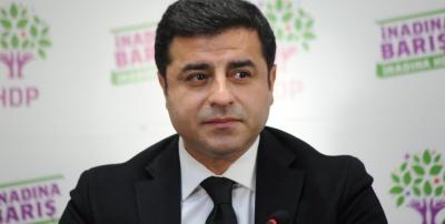 Τουρκία: Απορρίφθηκε η έφεση του Demirtas, παραμένει στη φυλακή