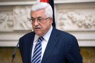 Abbas (Παλαιστίνη): Zήτησε από τον Putin να διοργανώσει στη Μόσχα διεθνή διάσκεψη για το Μεσανατολικό