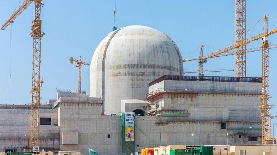 Ηνωμένα Αραβικά Εμιράτα: Τέθηκε σε λειτουργία το πρώτο πυρηνικό εργοστάσιο