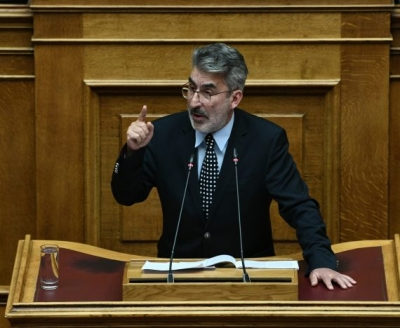 Ξανθόπουλος (ΣΥΡΙΖΑ): Δεν μπορεί να μείνει άλλο υπουργός η Μενδώνη