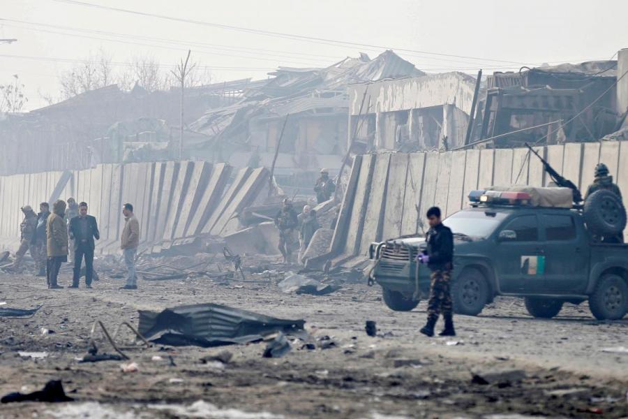 Οι δυνάμεις του Αφγανιστάν ανακατέλαβαν την Καλά - ι - Νάου, όπου εισέβαλαν οι Ταλιμπάν
