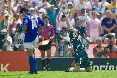 Η μικρή απόσταση ανάμεσα στον θρίαμβο και τη δόξα ήταν ένα πέναλτι για τον Ρομπέρτο Μπάτζιο το 1994!