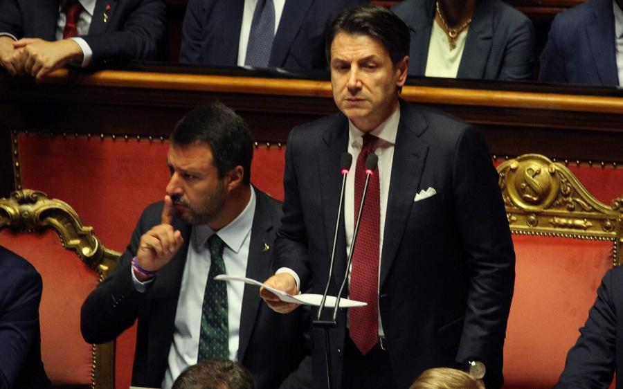 Ιταλία: Νέα εμπλοκή στις συζητήσεις για τη συγκρότηση κυβέρνησης συνασπισμού