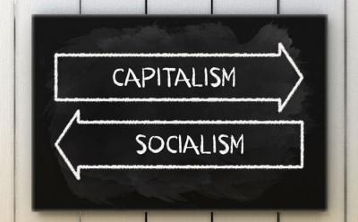Statista: Ο καπιταλισμός προηγείται στις ΗΠΑ με 57% αλλά ο σοσιαλισμός ενισχύεται με 31%