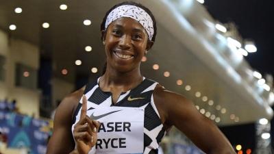 Shelly-Ann Fraser-Pryce: Η δεύτερη ταχύτερη γυναίκα όλων των εποχών μετά από 33 χρόνια! (video)