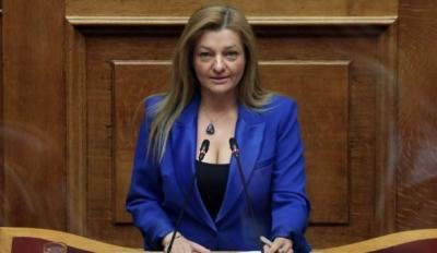 Αυγερινοπούλου (ΝΔ): Αν δεν αναπτύξουμε ΑΠΕ, δεν θα αντιμετωπίσουμε την κλιματική κρίση
