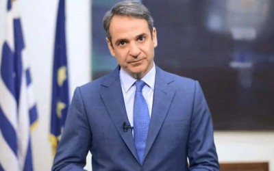 Στις Βρυξέλλες για την κρίσιμη Σύνοδο Κορυφής ο Μητσοτάκης - Το Ταμείο Ανάκαμψης στο επίκεντρο, όμως θα τεθεί και η τουρκική προκλητικότητα