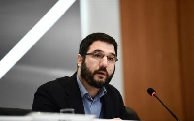 Ηλιόπουλος: Στις χειρότερες μέρες της χρεοκοπίας μας γυρνά το εργασιακό νομοσχέδιο