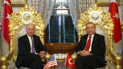 Το... πόκερ Erdogan με Biden: «Η Τουρκία δεν είναι μια τυχαία χώρα» - Το χαρτί των S 400 και η Γενοκτονία των Αρμενίων