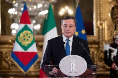 Το φιλόδοξο σχέδιο της κυβέρνησης Draghi: Μέχρι το καλοκαίρι θα εμβολιαστούν όλοι οι Ιταλοί