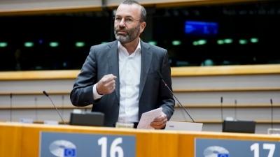 Weber (Γερμανία – ΕΛΚ): «Σκληρό» θα είναι το μήνυμα του Ευρωκοινοβουλίου προς την Τουρκία - Αναστολή της διαδικασίας διεύρυνσης