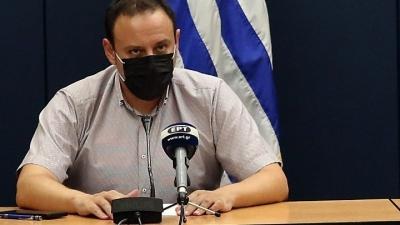 Μαγιορκίνης:  Γιατί αποφασίσαμε γενικό απαγορευτικό σε Θεσσαλονίκη, Αχαΐα και Κοζάνη