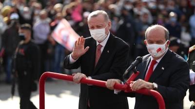 ΗΠΑ για άνοιγμα Αμμοχώστου: Απαράδεκτη απόφαση - Καταδίκη από Γαλλία, Ισραήλ - Στην Κύπρο ο Δένδιας