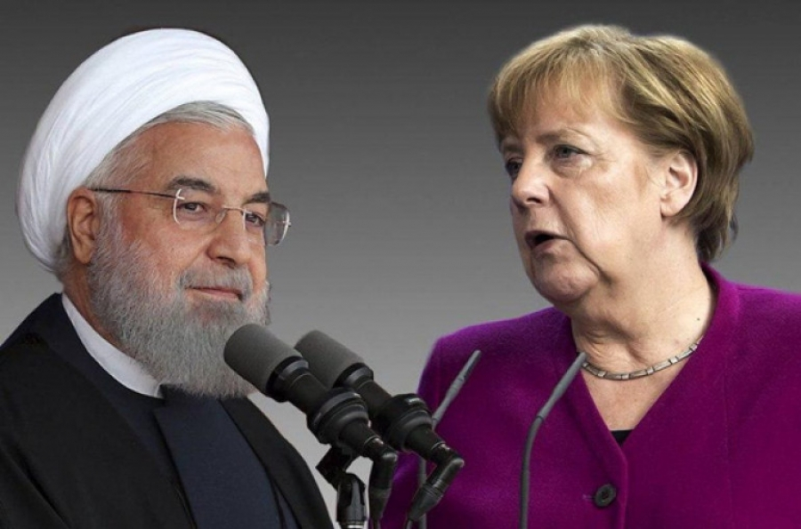 Διπλωματική λύση στο πρόβλημα των πυρηνικών του Ιράν ζητάει η Merkel