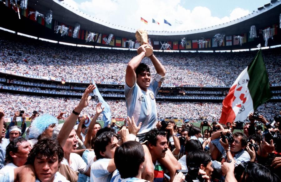Cosmote TV: Diego Maradona - Το κορυφαίο ντοκιμαντέρ του βραβευμένου με Όσκαρ Ασίφ Καπάντια
