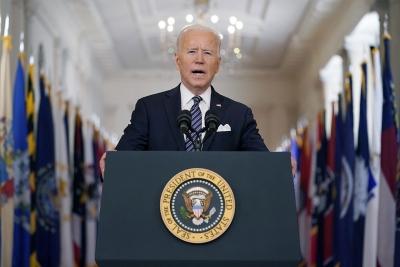Διάγγελμα Biden: Εμβόλια σε όλους τους Αμερικάνους έως 1 Μαΐου - Ομαλότητα στις 4 Ιουλίου