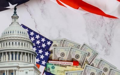 ΗΠΑ: Στη  Βουλή των Αντιπροσώπων προς έγκριση το πακέτο μέτρων τόνωσης 1,9 δισ. δολ.