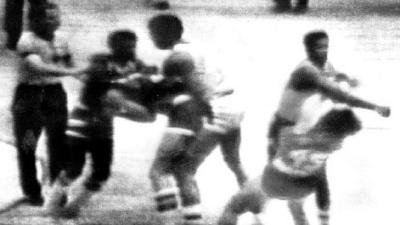 ΝΒΑ: Το πιο αιματηρό χτύπημα στην ιστορία της Λίγκας (video)
