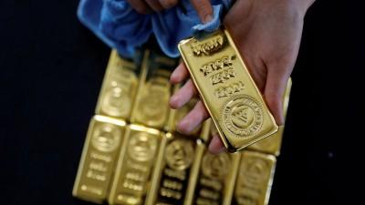 Στο χρυσό συρρέουν οι Τούρκοι, για να προστατευτούν από το αδύναμο νόμισμά τους - Τριπλασίασαν τις αγορές, στα 36,4 δισ. δολάρια