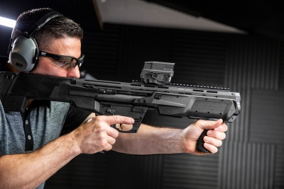Smith & Wesson MP 12 - Νέα γραμμή αμυντικών λειόκανων