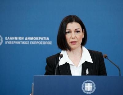 Πελώνη σε Αχτσιόγλου: Ο  ΣΥΡΙΖΑ τρέφεται από την ιδεοληψία που θέλει την κρίση ευκαιρία
