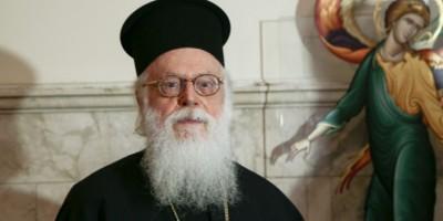 Αρχιεπίσκοπος Αλβανίας Αναστάσιος: Μήνυμα αγάπης, ελπίδας και υπομονής