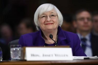 Yellen: Η Fed ενδεχομένως να βρίσκεται ήδη στο τέλος του κύκλου αύξησης των επιτοκίων