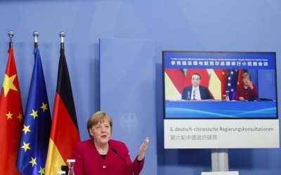 Κίνα προς Γερμανία: Στο επίκεντρο οι εμπορικές σχέσεις – Εσωτερικό θέμα τα ανθρώπινα δικαιώματα