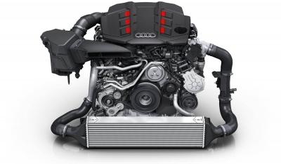Η Audi θα παρουσιάσει τον τελευταίο της κινητήρα καύσης το 2026