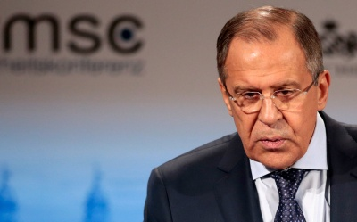 Lavrov (ΥΠΕΞ Ρωσίας): Αντιπαραγωγικές οι αμερικανικές κυρώσεις σε βάρος μας - Αναγκαίος ο διάλογος