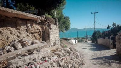 Μη κατοικήσιμα τουλάχιστον 120 κτίρια στη Ζάκυνθο - Δύο νέοι σεισμοί