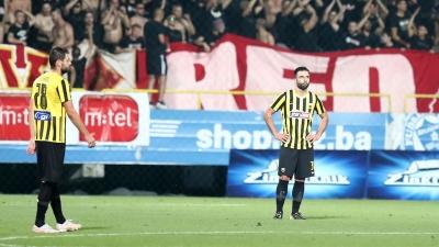 Βελέζ Μόσταρ – ΑΕΚ 2-1: Η «Ένωση» προβλημάτισε και πλέον... παίζει τα «ρέστα» της αναζητώντας μόνο τη νίκη στο ΟΑΚΑ!