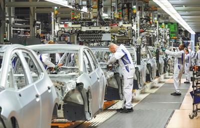 Γερμανία: Άλμα 3,2% στη βιομηχανική παραγωγή τον Οκτώβριο 2020