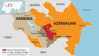 Το Βέλγιο με ψήφισμα ζητά τον τερματισμό της τουρκικής παρέμβασης στο Nagorno Karabakh