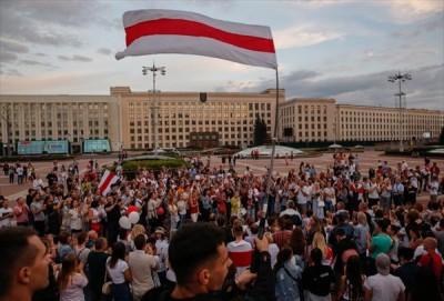 Λευκορωσία: Σε φυλάκιση 10 ημερών καταδίκαστηκε ένα ηγετικό στέλεχος της αντιπολίτευσης