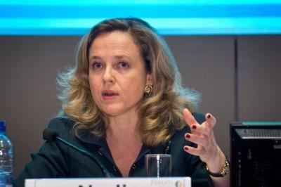 Πιέσεις από Ισπανία ώστε η Calvino να χριστεί πρόεδρος του Eurogroup στη θέση του Centeno