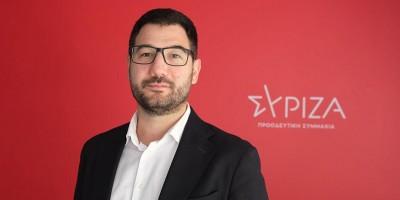 Ηλιόπουλος (ΣΥΡΙΖΑ) για ανασχηματισμό: Μήνυμα σύγκρουσης με την κοινωνία