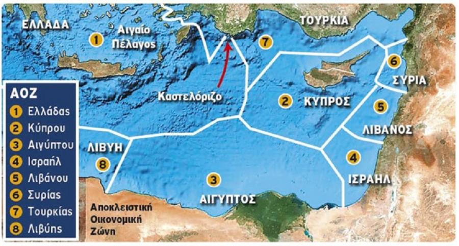 H Ελλάδα με στρατηγική μηδενικού αθροίσματος στο Αιγαίο - Αναζητάει συμμαχίες χωρίς ουσιώδη στήριξη – Τι παιχνίδια παίζουν ΗΠΑ, Γαλλία, Γερμανία
