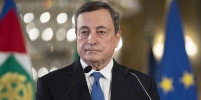 Mario Draghi: Όποιος απευθύνει έκκληση κατά του εμβολιασμού, απευθύνει έκκληση υπέρ του θανάτου