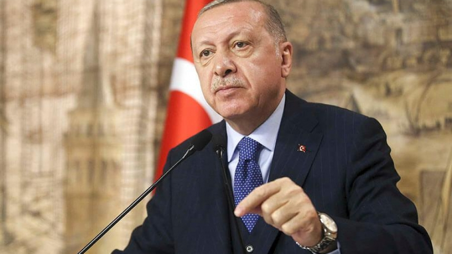 Erdogan: Μας προκαλεί λύπη ότι ο αιγυπτιακός λαός συμπαραστέκεται στον ελληνικό