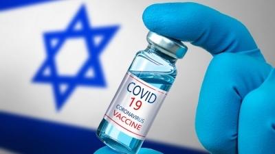 Το Ισραήλ μείωσε στα 40 έτη την ηλικία για τη χορήγηση τρίτης δόσης εμβολίου